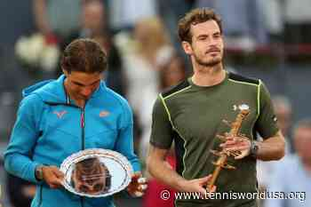 ThrowbackTimes Madrid: Andy Murray destroys Rafael Nadal to lift title - Tennis World USA
