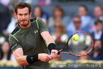 ThrowbackTimes Madrid: Andy Murray tops Kei Nishikori for the first.. - Tennis World USA