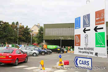 Council urges restraint as waste and recycling centre reopens
