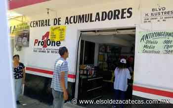 Prepara Fresnillo, Zacatecas reapertura de comercios - El Sol de Zacatecas