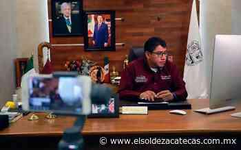 Alerta alcalde de Fresnillo sobre falsas llamadas telefónicas - El Sol de Zacatecas