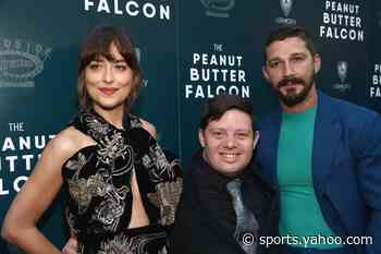 Dakota Johnson praises Shia LaBeouf: 'I think Shia might be the greatest actor of my generation' - Yahoo Sports