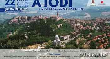 """""""A Todi la bellezza vi aspetta"""", incontro streaming su """"Le Guide di Repubblica"""" - TuttOggi"""