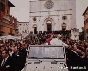 39 anni fa la visita a Todi di Giovanni Paolo II - Tam Tam