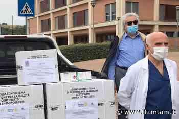 Donazione del Rotary Club Todi all'ospedale di Pantalla - Tam Tam