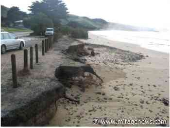 Colac Otway Calls for Urgent Government Investment to Coastal Erosion - Mirage News