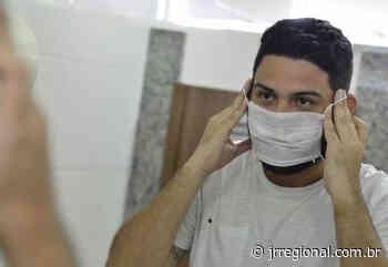 Após confirmar primeiro caso de coronavírus, Pinhalzinho torna obrigatório o uso de máscara - JRTV Jornal Regional
