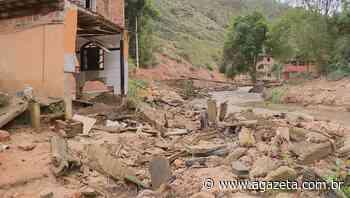 Afetados por enchente em Vargem Alta recebem cartão reconstrução - A Gazeta ES