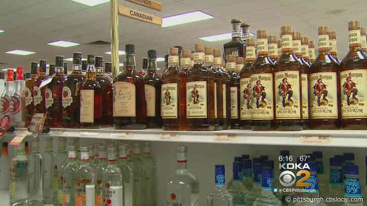 Pa. Liquor Control Board Reopening 9 Beaver Co. Fine Wine & Good Spirits Stores