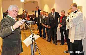 Adios nach 18 Jahren als Bürgermeister von Tann - PNP Plus