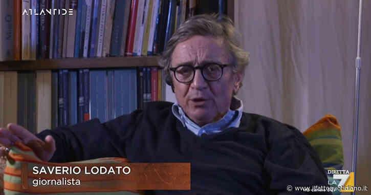 """Giovanni Falcone, Lodato su La7: """"Nel 1989 mi fece il nome di Bruno Contrada"""". L'avvocato: """"Chieda scusa, mio assistito è oggi incensurato"""""""