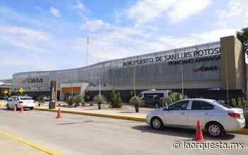 Decomisaron marihuana y THC en el Aeropuerto Ponciano Arriaga - La Orquesta