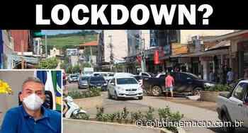 Baixo Guandu-ES passa a risco moderado e prefeito já admite o Lockdown - Colatina em Ação