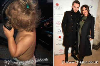 Liam Payne reveals he gets 'cut off' from daily FaceTime with Bear, 3, as Cheryl struggles to keep him tal - The Sun
