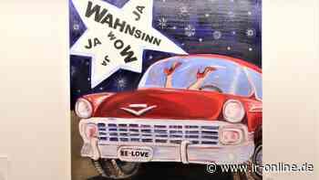 Streitbare Ausstellung: Lustvolles in der Kleinen Galerie in Elsterwerda - Lausitzer Rundschau