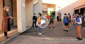 FLORENSAC - Reprise des cours, les collégiens font leur rentrée - Hérault-Tribune