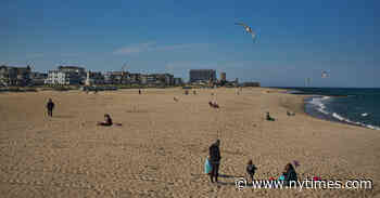 One Beach's Summer Virus Plan: 197 Groups in Zones 18-Feet Square