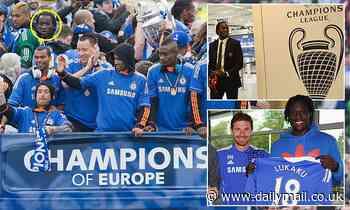Romelu Lukaku reveals he still holds a grudge against former Chelsea manager Andre Villas-Boas