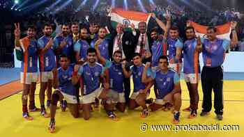 How India bounced back from an unexpected setback to win the Kabaddi World Cup - Pro Kabaddi