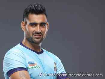 From the sidelines, Rahul Chaudhari developed his most lethal kabaddi move - Ahmedabad Mirror