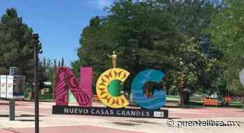 Localizan cuerpo en tambo con cemento en Nuevo Casas Grandes - Puente Libre La Noticia Digital