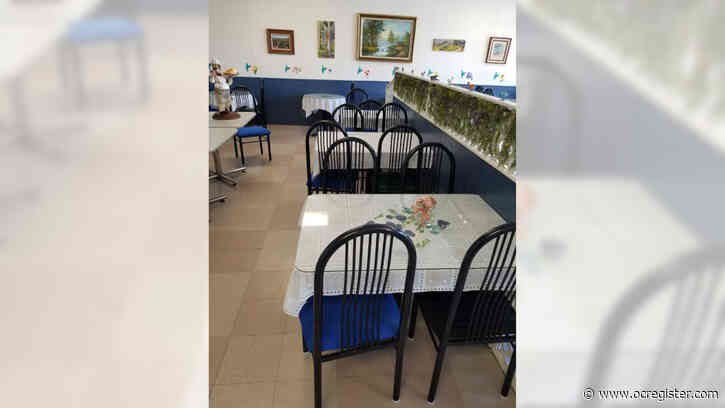 Restaurants catering to Laguna Woods residents and clubs starving under virus restrictions