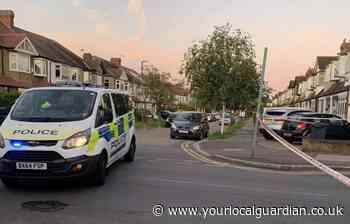 Witness describes suspected Raynes Park hit and run