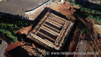Nova fase das obras da Ponte da Integração vai empregar mais 150 pessoas - Rádio Cultura Foz