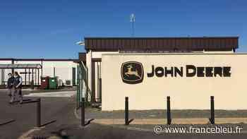 La relance éco : à Saran, l'usine John Deere a retrouvé 90% de ses capacités de production - France Bleu