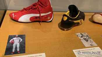 Ausstellung in Iphofen: Schuhe mit Geschichte - BR24