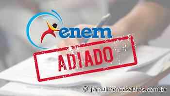 Ministério da Educação adia o Enem 2020 - Jornal Montes Claros
