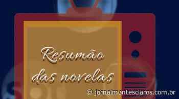 TV – Resumão das Novelas; 20 de maio - Jornal Montes Claros