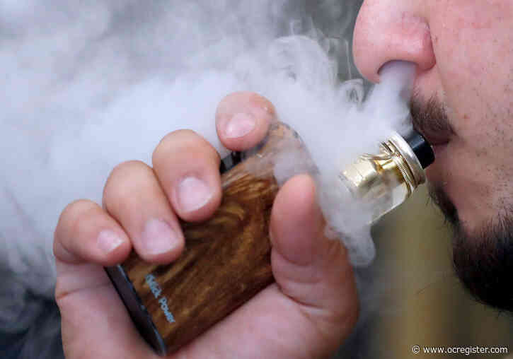 Tax hike on vaping is the wrong priority at the wrong time