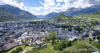 Trema la terra nella Valle del Rodano - Ticinonline