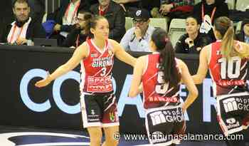 Laia Palau jugará una temporada más con Girona - Tribuna de Salamanca
