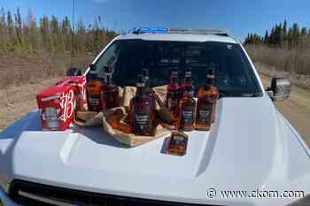 Bootleggers busted near Deschambault Lake - News Talk 650 CKOM