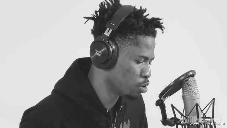 Emerging Star Kwesi Arthur Shines With Spirited Billboard Live-At Home Performance