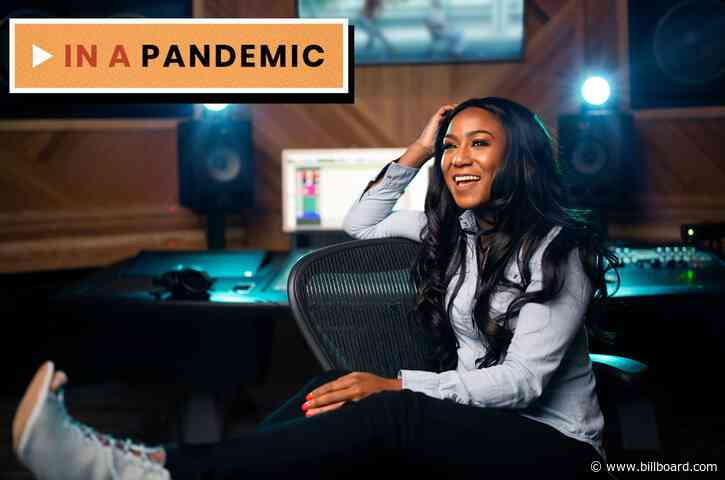 Audio Engineer Kesha Lee in Atlanta, in a Pandemic: 'I Feel Like I'm Not Making Progress Quick Enough'