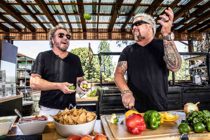 Sammy Hagar talks music, gardening and shares summer cocktail and barbecue recipes