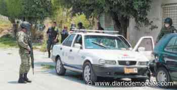 Hieren a balazos a taxista en Emiliano Zapata - Diario de Morelos