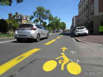Yvelines. Le maire de Chatou demande l'arrêt de l'expérimentation des aménagements cyclables temporaires - actu.fr