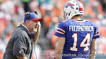 Ryan Fitzpatrick: Chan Gailey's offense not complicated to learn, complicated for defenses