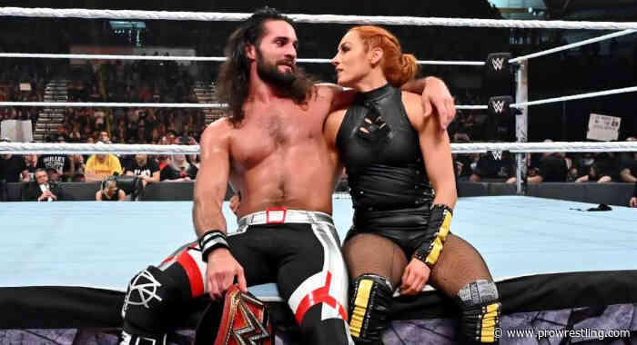 "Seth Rollins Responds To Cornette's ""Misogynist"" Rant On Becky Lynch's Pregnancy"