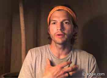 Ashton Kutcher Delivers Surprise Message For University of Iowa Seniors [WATCH] - khak.com
