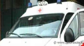 Iseo, in bicicletta tampona un furgone fermo: soccorso - QuiBrescia.it
