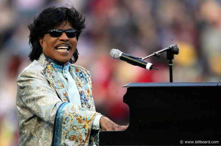Little Richard Enters Multiple Billboard Charts Following Death