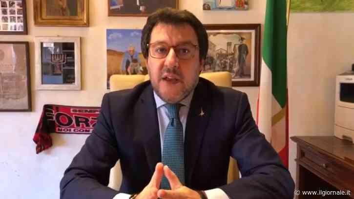 """Salvini telefona e scrive a Mattarella: """"Preoccupato dai magistrati"""""""