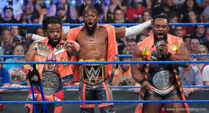FREE MATCHES: New Day Battles Orton & Reigns, Women's Money In The Bank