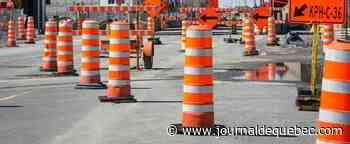 Les travailleurs veulent plus de sécurité sur les chantiers routiers