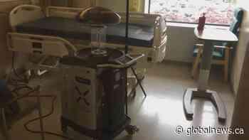 Germ-killing robots help fight COVID-19 at B.C. hospital